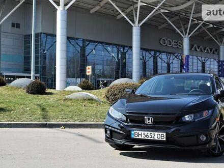 Черный Хонда Цивик, объемом двигателя 2 л и пробегом 4 тыс. км за 17555 $, фото 1 на Automoto.ua