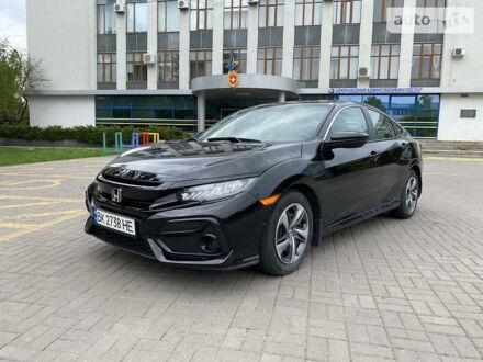 Черный Хонда Цивик, объемом двигателя 2 л и пробегом 11 тыс. км за 15500 $, фото 1 на Automoto.ua
