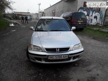 Серый Хонда Цивик, объемом двигателя 0.15 л и пробегом 170 тыс. км за 3700 $, фото 1 на Automoto.ua