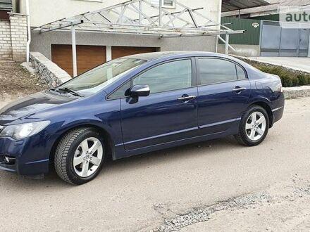 Синій Хонда Сівік, об'ємом двигуна 1.8 л та пробігом 176 тис. км за 10000 $, фото 1 на Automoto.ua