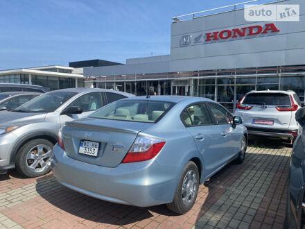 Синий Хонда Цивик, объемом двигателя 1.5 л и пробегом 240 тыс. км за 9500 $, фото 1 на Automoto.ua