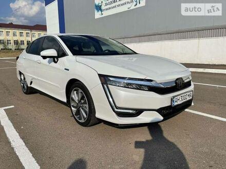 Белый Хонда Клерити, объемом двигателя 1.5 л и пробегом 32 тыс. км за 23700 $, фото 1 на Automoto.ua