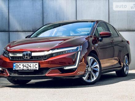 Красный Хонда Клерити, объемом двигателя 1.5 л и пробегом 45 тыс. км за 25999 $, фото 1 на Automoto.ua