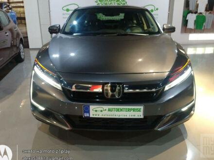 Серый Хонда Клерити, объемом двигателя 0 л и пробегом 49 тыс. км за 24900 $, фото 1 на Automoto.ua