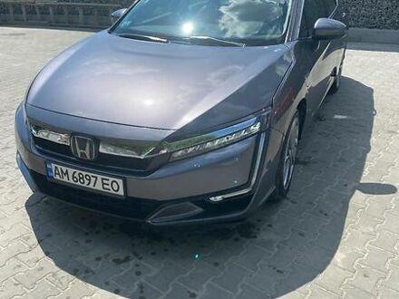 Серый Хонда Клерити, объемом двигателя 1.5 л и пробегом 29 тыс. км за 24500 $, фото 1 на Automoto.ua