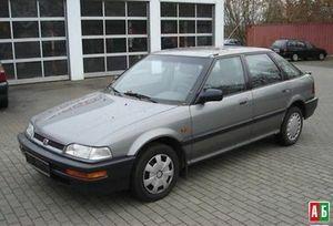 Серый Хонда Концерто, объемом двигателя 1.5 л и пробегом 120 тыс. км за 1734 $, фото 1 на Automoto.ua