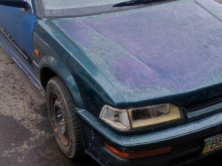 Синий Хонда Концерто, объемом двигателя 2 л и пробегом 1 тыс. км за 746 $, фото 1 на Automoto.ua
