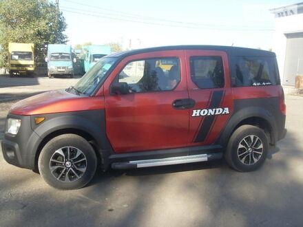 Помаранчевий Хонда Елемент, об'ємом двигуна 0 л та пробігом 132 тис. км за 10000 $, фото 1 на Automoto.ua