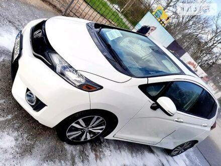 Білий Хонда ФІТ, об'ємом двигуна 1.5 л та пробігом 53 тис. км за 11500 $, фото 1 на Automoto.ua