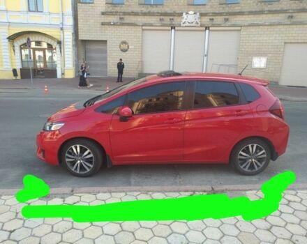 Красный Хонда ФИТ, объемом двигателя 1.5 л и пробегом 40 тыс. км за 12000 $, фото 1 на Automoto.ua