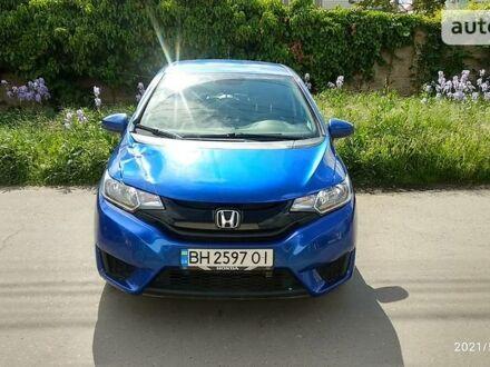 Синій Хонда ФІТ, об'ємом двигуна 1.5 л та пробігом 42 тис. км за 10600 $, фото 1 на Automoto.ua