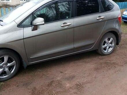 Серый Хонда ФРВ, объемом двигателя 1.8 л и пробегом 200 тыс. км за 7300 $, фото 1 на Automoto.ua