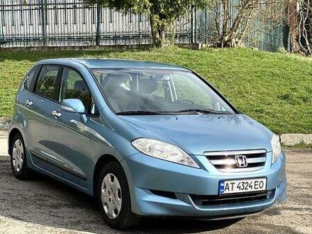 Синий Хонда ФРВ, объемом двигателя 1.7 л и пробегом 236 тыс. км за 6700 $, фото 1 на Automoto.ua