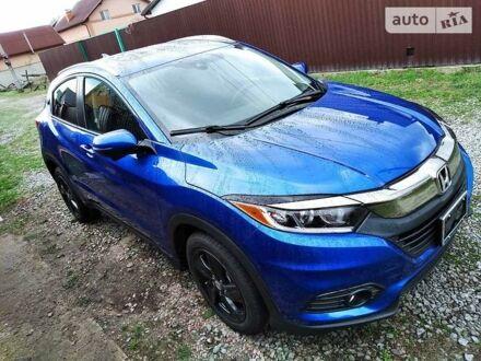 Синій Хонда ХРВ, об'ємом двигуна 1.8 л та пробігом 5 тис. км за 25000 $, фото 1 на Automoto.ua