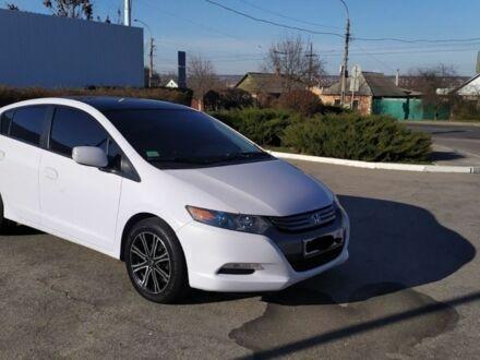 Білий Хонда Інсайт, об'ємом двигуна 1.3 л та пробігом 141 тис. км за 7400 $, фото 1 на Automoto.ua