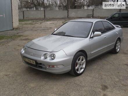 Серый Хонда Интегра, объемом двигателя 1.8 л и пробегом 270 тыс. км за 5100 $, фото 1 на Automoto.ua