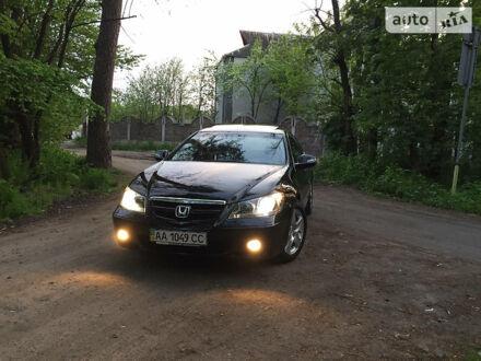 Чорний Хонда Легенд, об'ємом двигуна 3.5 л та пробігом 110 тис. км за 12000 $, фото 1 на Automoto.ua