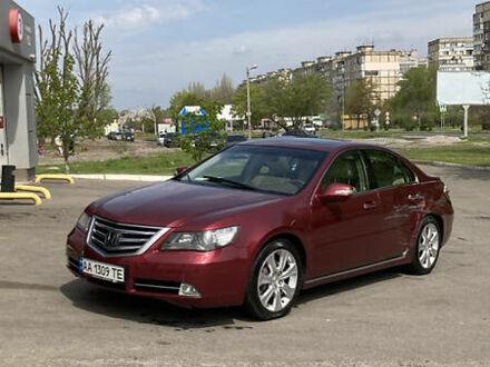 Красный Хонда Легенд, объемом двигателя 3.7 л и пробегом 208 тыс. км за 9899 $, фото 1 на Automoto.ua