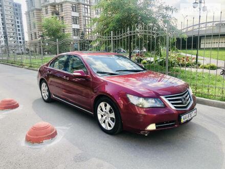 Красный Хонда Легенд, объемом двигателя 3.7 л и пробегом 176 тыс. км за 13800 $, фото 1 на Automoto.ua