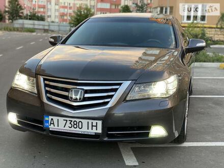 Серый Хонда Легенд, объемом двигателя 3.7 л и пробегом 76 тыс. км за 17700 $, фото 1 на Automoto.ua