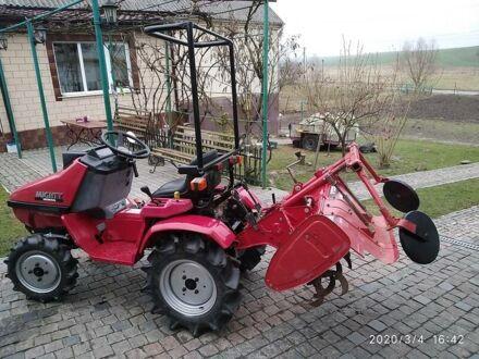 Красный Хонда Майти, объемом двигателя 0 л и пробегом 3 тыс. км за 3950 $, фото 1 на Automoto.ua
