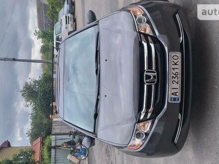 Серый Хонда Одиссей, объемом двигателя 3.5 л и пробегом 160 тыс. км за 14900 $, фото 1 на Automoto.ua