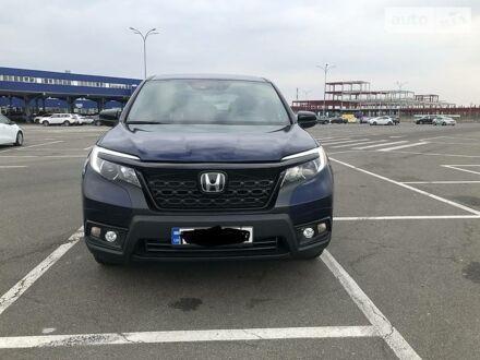 Синій Хонда Пасспорт, об'ємом двигуна 3.5 л та пробігом 25 тис. км за 33000 $, фото 1 на Automoto.ua