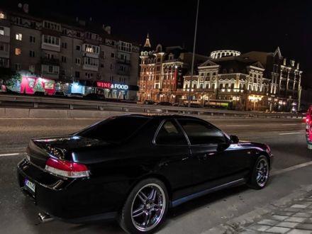 Черный Хонда Прелюд, объемом двигателя 2 л и пробегом 280 тыс. км за 5000 $, фото 1 на Automoto.ua