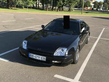 Черный Хонда Прелюд, объемом двигателя 2.2 л и пробегом 370 тыс. км за 5100 $, фото 1 на Automoto.ua