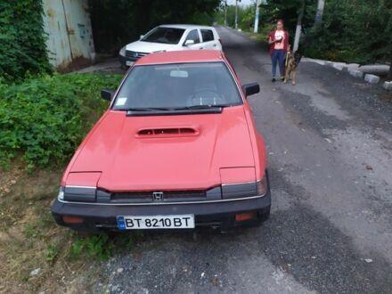 Красный Хонда Прелюд, объемом двигателя 1.8 л и пробегом 100 тыс. км за 0 $, фото 1 на Automoto.ua