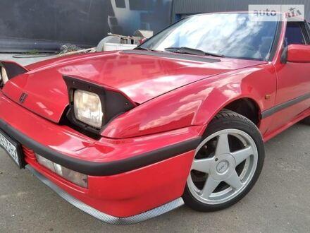 Червоний Хонда Прелюд, об'ємом двигуна 2 л та пробігом 300 тис. км за 3700 $, фото 1 на Automoto.ua