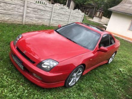 Красный Хонда Прелюд, объемом двигателя 2 л и пробегом 250 тыс. км за 6900 $, фото 1 на Automoto.ua