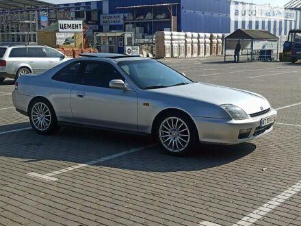 Серый Хонда Прелюд, объемом двигателя 2 л и пробегом 230 тыс. км за 7000 $, фото 1 на Automoto.ua