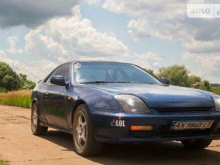 Синій Хонда Прелюд, об'ємом двигуна 2.2 л та пробігом 325 тис. км за 3500 $, фото 1 на Automoto.ua