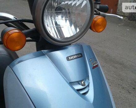 Голубий Хонда Тудей, об'ємом двигуна 0.05 л та пробігом 2 тис. км за 530 $, фото 1 на Automoto.ua