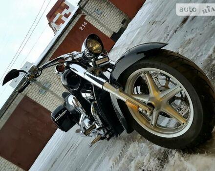 Черный Хонда ВТ, объемом двигателя 1.3 л и пробегом 3 тыс. км за 10500 $, фото 1 на Automoto.ua