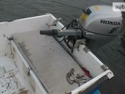Хонда BF 15, объемом двигателя 0 л и пробегом 10 тыс. км за 3100 $, фото 1 на Automoto.ua