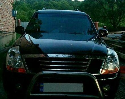 Черный Хуангхай Аврора, объемом двигателя 2.4 л и пробегом 168 тыс. км за 6000 $, фото 1 на Automoto.ua