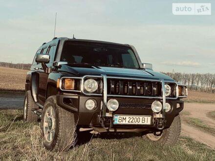 Чорний Хаммер Н3, об'ємом двигуна 3.7 л та пробігом 96 тис. км за 16500 $, фото 1 на Automoto.ua