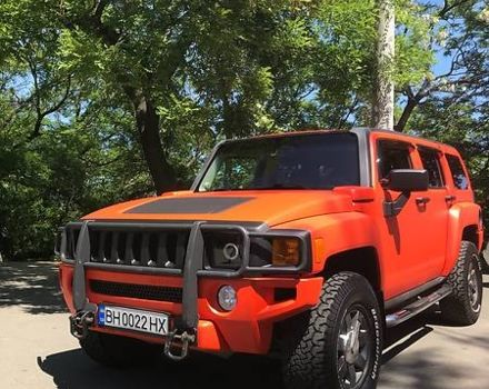 Апельсин Хаммер Н3, об'ємом двигуна 3.5 л та пробігом 155 тис. км за 18500 $, фото 1 на Automoto.ua
