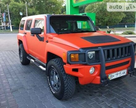 Апельсин Хаммер Н3, об'ємом двигуна 3.5 л та пробігом 220 тис. км за 18200 $, фото 1 на Automoto.ua