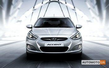Хендай Акцент, об'ємом двигуна 1.4 л та пробігом 0 тис. км за 14925 $, фото 1 на Automoto.ua