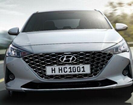 купить новое авто Хендай Акцент 2020 года от официального дилера Хюндай Центр Полтава Хендай фото
