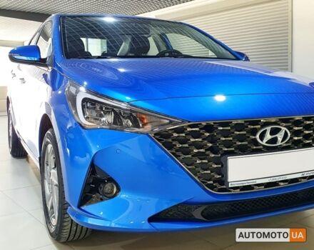 купить новое авто Хендай Акцент 2020 года от официального дилера Hyundai Богдан-Авто Житомир Хендай фото