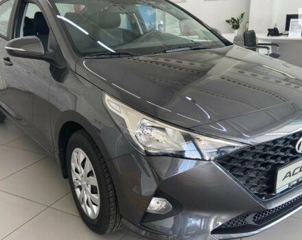 купити нове авто Хендай Акцент 2021 року від офіційного дилера Hyundai Авто Хендай фото