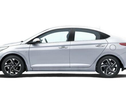 купити нове авто Хендай Акцент 2021 року від офіційного дилера АВТОПАЛАЦ ТЕРНОПІЛЬ Хендай фото