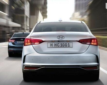купить новое авто Хендай Акцент 2021 года от официального дилера АВТОПАЛАЦ ТЕРНОПІЛЬ Хендай фото