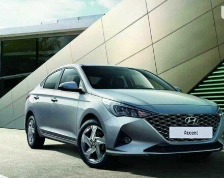 купить новое авто Хендай Акцент 2021 года от официального дилера Полісся Моторс Хендай фото