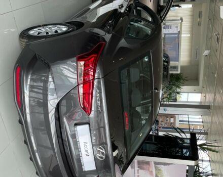 купить новое авто Хендай Акцент 2021 года от официального дилера Богдан Авто HYUNDAI на Подоле Хендай фото
