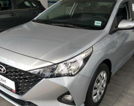 купить новое авто Хендай Акцент 2021 года от официального дилера Автоцентр Hyundai Аэлита Хендай фото